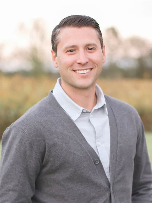 Portrait of Tyler Trimbath - President & Founder