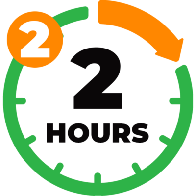 The application takes less than two hours - image